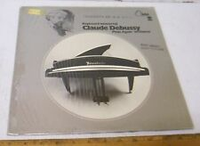 Keyboard Immortal Claude Debussy Plays Again, In Stereo