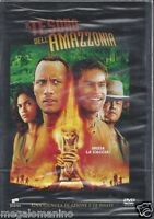 Dvd **IL TESORO DELL'AMAZZONIA** con The Rock Dwayne Douglas Johnson nuovo 2004