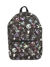 DISNEY THE NIGHTMARE BEFORE CHRISTMAS SKETCH BACKPACK NEW!