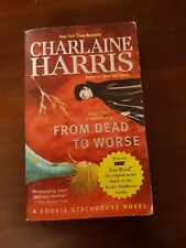 From Dead to Worse: a Sookie Stackhouse Novel by Charlaine Harris book FAST POST
