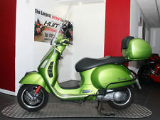 2017 '17 Piaggio Vespa GTS 300 Super ABS Scooter. 1 Owner. 3,525 MILES. £3,995