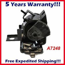 A6231 S486 Fit 1987-1991 TOYOTA CAMRY 2.0L 2WD Front Motor Mount for MANUAL TR