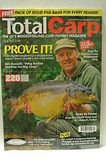 Total Carp Fishing Magazine. July, 2013. How To Catch From Brasenose One.