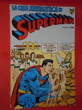 SUPERMAN -ALBI CENISIO  N°3 -DEL1982 ACTION COMICS 1975 -NO NEMBO KID