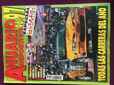 ANNUAIRE SPORT AUTO 1996 ANNUARIO DEPORTIVO RALLY WRC FORMULE 1 138 PAGES