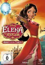 Disney´s Elena von Avalor: Bereit für den Thron - Vol. 1 - DVD - *NEU*