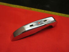 1968-1970 AMC JAVELIN AND AMX REAR BUMPER GUARD RIGHT SIDE