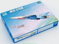 Trumpeter 1/48 02865 Mikoyan MiG-21UM