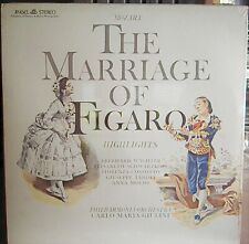 Mozart/Schwarzkopf   The Marriage of Figaro, Highlights     Angel  Sealed