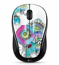 Logitech M325 Wireless Mouse LADY ON THE LILY (NO RECEIVER) (IL/RT5-910-00368...