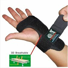 IRUFA 3D Breathable Night Splint Wrist Brace Support t Carpal Tunnel Tendinitis