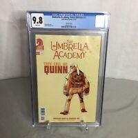 Umbrella Academy: Hotel Oblivion #2 Quinn Variant Cover CGC 9.8 Dark Horse