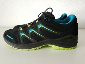 Lowa Maddox Outdoor Wander Trekking Leder Schuhe Sneakers  Gr 40