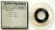 Rare 1971 Original Ted Nugent Amboy Dukes Electric Lady Studios Master Demo Tape