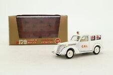 Brumm R179; 1949  Fiat 1100E Van; Ambulance, CRI; Excellent Boxed