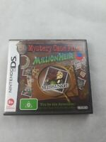 Mystery Case Files Millionheir Nintendo DS 3DS Game *Complete*
