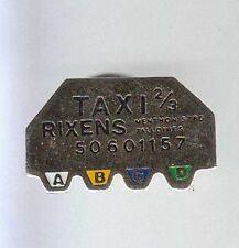 RARE PINS PIN'S .. AUTO CAR TAXI MENTHON TALLOIRES ~8A