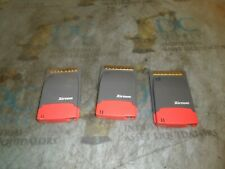 XIRCOM RBE-100 REALPORT CARDBUS ETHERNET 10/100 CARD LOT OF 3