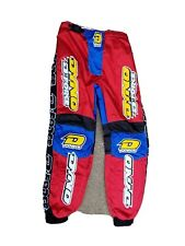 old mid  school NOS Dyno DForce bmx racing pants size 32 feeestyle bike