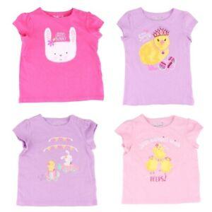 Easter Bunny Egg T-shirt for Baby & Toddler Girls Jumping Beans