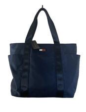 New Tommy Hilfiger Navy Blue Nylon Large Tote Sport Shoulder Bag 69J2014 410