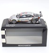 Minichamps 400051415 audi a4 DTM 2005 p. Kaffir #15, 1:43, embalaje original, b302