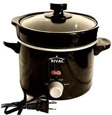 Rival Cooker 2 Quart slow cooker