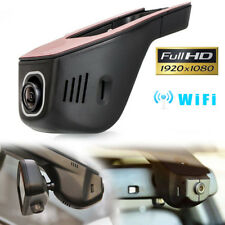 170° HD 1080P Hidden Wifi DVR Vehicle Cameras Video Recorder Dash Night Vision