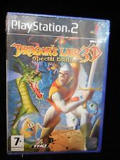 Dragon's Lair 3D Special Edition para playstation 2 nuevo y precintado.