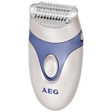 AEG LS 5652 - Afeitadora feminina, color azul