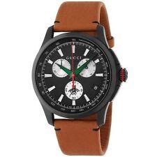 Gucci YA126271 Men's G-TIMELESS Black Quartz Watch