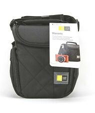 NEW Case Logic Wasedo - Compact / Hybrid Cameras - Protective Camera Case -Black
