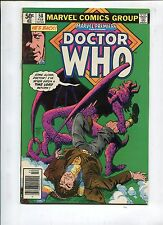 MARVEL PREMIERE #58 - DOCTOR WHO! BOOK TWO: AGAINST THE GODS! - (9.2) 1981