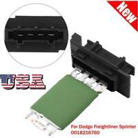 A/C Heater Blower Motor Resistor Regulator For Freightliner Sprinter 02-06 US