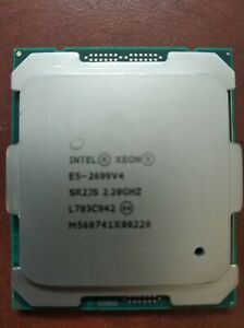 Intel Xeon E5-2699 V4 2.20 GHz 22 Core Docosa-Core E52699V4 Processor CPU SR2JS