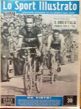 LO SPORT ILLUSTRATO N 20 1951 MAGNI VINCE GIRO DI ROMAGNA COPPI
