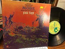 PINK FLOYD LP More  Soundtrack Harvest SW-11198 NM/VG+
