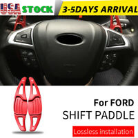 For Ford Edge Mondeo Taurus Gear Shifter Paddle j Steering Wheel Shifte Trim