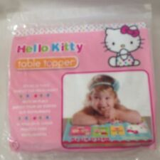 "Hello Kitty 17""x 2"" Table Place Mat Drinks Coaster Japan Sanrio   gpu02214hL"
