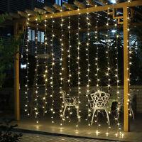 10M 100 LED Christmas Tree Fairy String Party Lights Lamp Xmas Waterproof Pop*