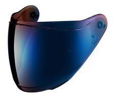 visera (tipo SV2) azul de espejo para schuberth casco JET M1 gr.52-63
