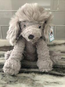 Jellycat Fuddlewuddle Puppy, Medium - 9 inches, New