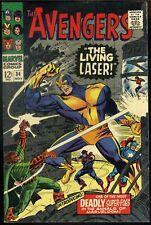 Avengers #34 VF-