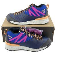 Nike ACG Okwahn II Men's Hiking Shoes Sneakers Trail Boots Navy Blue 525367 400