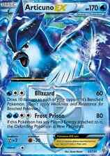 Articuno EX 25/135 BW Plasma Storm Ultra Rare NM/MINT Pokemon Card