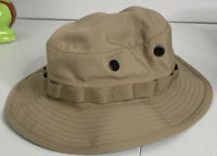 U.S. Army FDE Hat, Sun, Hot Weather Type II Size: 7 Pre Owned R&B, Inc. MIL-SPEC