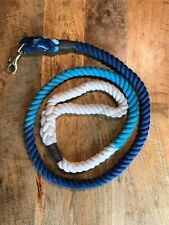 Dog Lead Eco Friendly Made From 100% Cotton Rope Large Dog Size