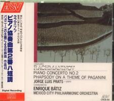 Rachmaninov(CD Album)Piano Concerto No.2-New