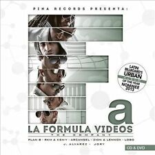 Pina Records: La Formula [Deluxe Edition] by Various Artists (CD, 2013, 2...