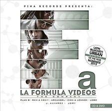 1 CENT CD/DVD Pina Records: La Formula [Deluxe Edition]